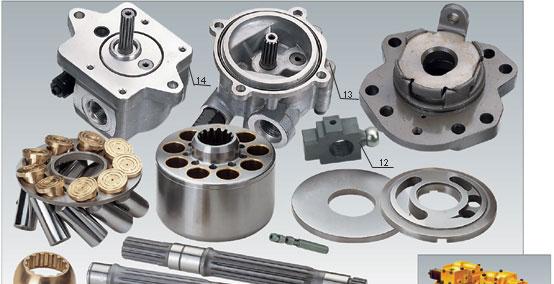 k3vdt系列液压泵结构参数图图片