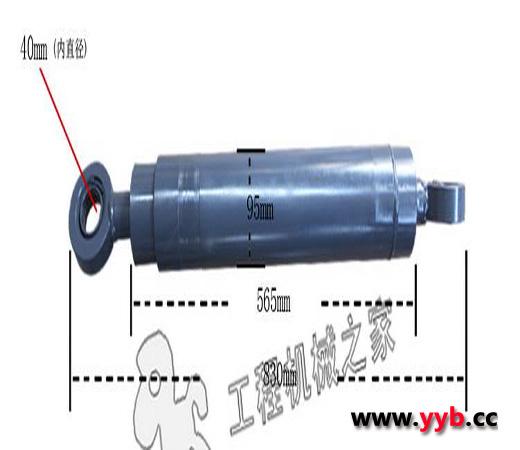 关于液压油缸的安装,包括以下几个步骤图片