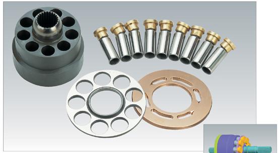 川崎spv系列液压泵结构参数图图片