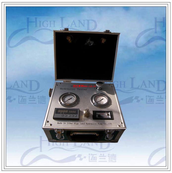 供应便携式液压测试仪