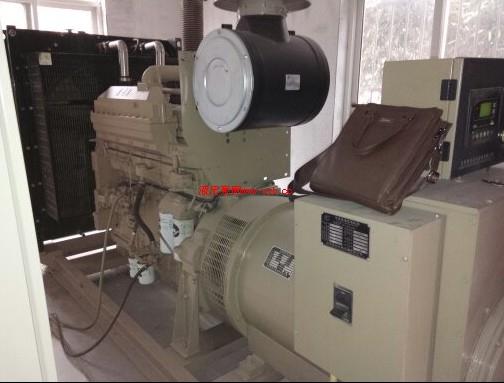 柴油发电机组启动原理
