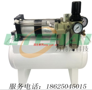 连云港空气增压泵 超高压手动泵