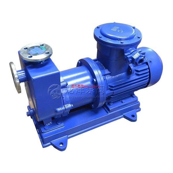 ZCQ型自吸式磁力泵厂家