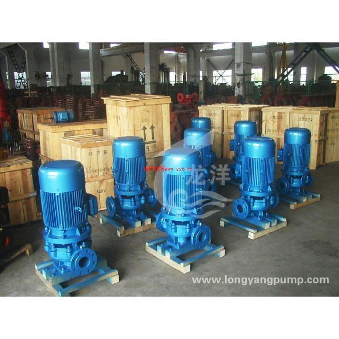 IRG单级热水循环管道泵型号