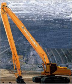 东莞市挖掘机加长臂工程机械有限公司
